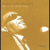 Ray Charles: Blues Is My Middle Name [St. Clair]