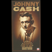 Johnny Cash: The Complete Sun Recordings 1955-1958 [Box]