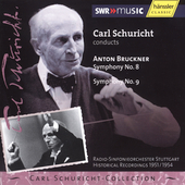 Carl Schuricht-Collection - Bruckner: Symphonies no 8 & 9
