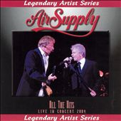 Air Supply: All the Hits Live