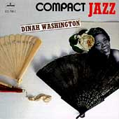 Dinah Washington: Compact Jazz: Dinah Washington