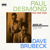 Dave Brubeck/Paul Desmond: Tea For Two [PA]