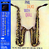 Phil Woods: Phil Talks with Quill