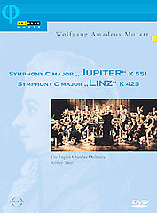 Mozart: Symphony In C Major [DVD]