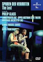 Glass: The Lost, opera / Bruckner Orchester Linz; Davies [DVD]