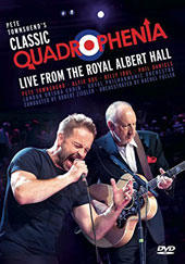 Pete Townshend, Alfie Boe, Billy Idol, Phil Daniels, Royal Philharmonic Orchestra, Robert Ziegler / Pete Townshend's Classic Quadrophenia [DVD]
