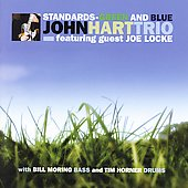 John Hart (Guitar): Standards: Green and Blue