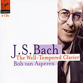 Bach J.s: Well Tempered Clavier V.1 & V.2