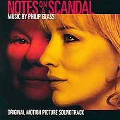 Philip Glass: Notes on a Scandal [Original Motion Picture Soundtrack]
