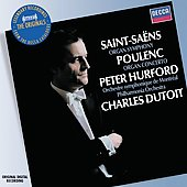 The Originals - Saint-Saëns, Poulenc / Hurford, Dutoit