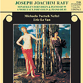 Raff: Sonatilles, Morceaux / Paetsch Neftel, Le Van
