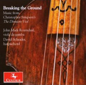 Breaking the Ground - Simpson: The Division Viol;  Sumarte, Younge / Rozendaal, Schrader