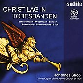 Scheidemann, B&ouml;hm: Christ lag in Todesbanden;  Bach, Buxtehude, etc / Johannes Strobl