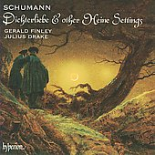 Schumann: Dichterliebe & other Heine Settings / Gerald Finley, Julius Drake