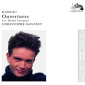 Rameau: Ouvertures / Christophe Rousset, Les Talens Lyriques