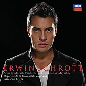 Erwin Schrott - Arias by Mozart, Verdi, Berlioz, etc / Riccardo Frizza, Orquestra de la Comunitat Valenciana
