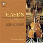Haydn: Complete Baryton Trios / Nicolaus Esterh&aacute;zy Sinfonia