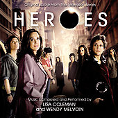 Lisa Coleman: Heroes [Original TV Score]