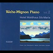Welte-Mignon Piano Vol 2 - Hotel Waldhaus Sils-Maria
