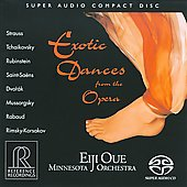 Exotic Dances From The Opera / Eiji Oué, Minnesota Orchestra