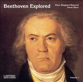 Beethoven Explored, Vol. 1