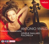 Vivaldi: Complete Cello Sonatas [2 CD's+DVD]