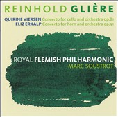 Glière: Concertos for Cello & Horn [Hybrid SACD]