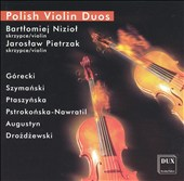 Polish Violin Duos