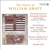 The Music of William Kraft