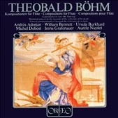 Theobald Böhm: Compositions for flute