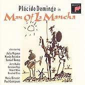 Plácido Domingo: Leigh: Man of La Mancha