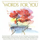Various Artists: Words for You