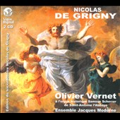 Nicolas De Grigny: Premier Livre d'Orgue