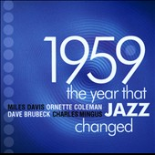 Various Artists: 1959: The Year That Jazz Changed