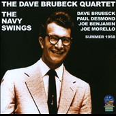 The Dave Brubeck Quartet: The  Navy Swings
