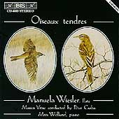 Oiseaux tendres / Manuela Wiesler