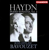 Haydn: Piano Sonatas, Vol. 2 / Bavouzet