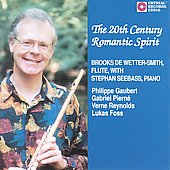 The 20th Century Romantic Spirit / Brooks de Wetter-Smith