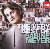 The Very Best of Sabine Meyer / Vonk, Blomstedt, Brown