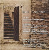 Double Violin Concertos arranged for Flute & Oboe / Bach, Schnittke