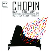 Chopin: Piano Concerto No. 1; Impromptus, et al. / Daniil Trifonov, piano
