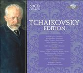 The Tchaikovsky Edition [60 CDs + CD-ROM]
