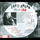 David Amram: Poetry Jam [Digipak]