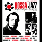 Various Artists: Bossa Jazz: The Birth of Hard Bossa, Samba Jazz and the Evolution of Brazilian Fusion 1962-73