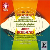 Moeran: Sketches for Symphony No. 2; Ireland:Sarnia / Yates