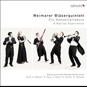 A Recital Experience / Weimarer Blaserquintett