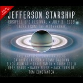 Jefferson Starship: Tales From the Mothership [Box]