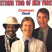 String Trio of New York: Common Goal