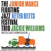 The Floating Jazz Festival Trio: The Floating Jazz Festival Trio 1995