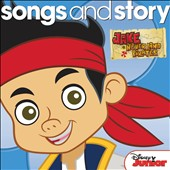 Various Artists: Disney Songs & Story: Jake and the Never Land Pirates